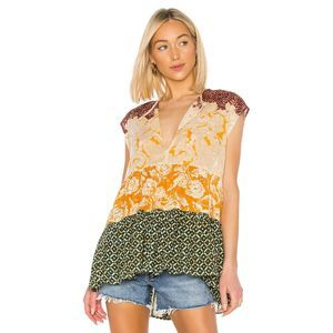 Free People Marigold Gotta Have You Top Small